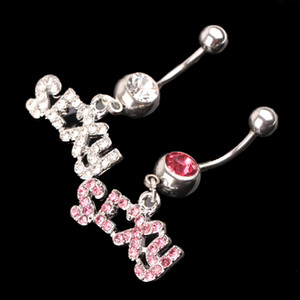 Hot Sale Popular Faddish Navel Piercing Belly Button Ring Body Piercing Jewelry Hot Classical Vogue Magic