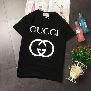 Garota 2020 frete grátis Hot Sale Designered Mulheres dos homens T-shirt Moda Casual Primavera-Verão Tees alta qualidade de luxo T-shirt 2021201Y