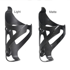 TOSEAK Full Carbon Fiber Bicycle Water Bottle Cage MTB Road Bike Bottle Holder Ultra Light Cycle Equipment Matte/light