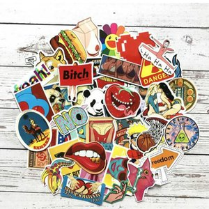 100pcs lot JDM decal Sexy Cool Stickers for Graffiti Car Covers Skateboard Snowboard Motorcycle Bike Laptop Car Styling Accessories