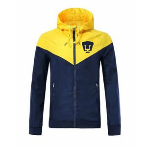 Puma Rüzgarlık Ceket Erkek Ceket Moda Rahat Rüzgarlık Futbol Gömlek Cougar Jersey Koşu Kazak Çoklu Renk Seçenekleri