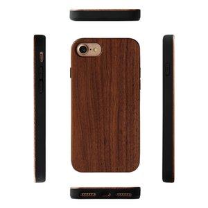 غطاء حالات خشبية ل Pro Wood 7 iPhone يدويا Xfejt 11 الصلبة المحمول 12 الجوز بالإضافة إلى الهاتف 8 دائم ماكس البسيطة رينه