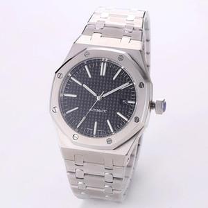 Mens Automatico Orologi Meccanici 42 millimetri Full Acciaio cinturino Gold Watch Super luminoso superiore polso Sapphire Montre De Luxe