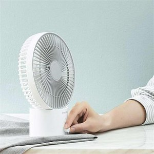 Geniş Açı 8 Rüzgar Hız Fan 3024369 Hava Sirkülasyon Fanı 120 Degree Şarj Xiaomiyoupin SmartFrog 8inch Mini USB