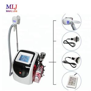 Горячие продавать 4 в 1 40K кавитации вакуумной машины для похудения RF ультразвуковых льих лазерного жира тела быстро горение устройства красоты