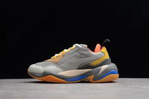 Rihanna Fenty Creeper PM Basket Classic LFS Platform Casual Veludo Rachado Camurça de Couro Homens Designer de Moda Running Sneaker Womens Trainer