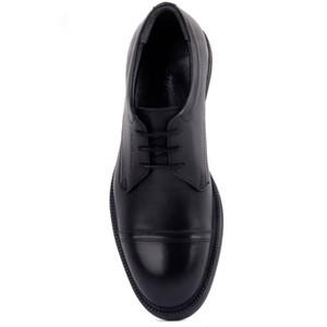 Sail-Lakers Черная Кожаная Мужская Повседневная Обувь
