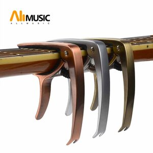 Unique Design Alloy Guitar Capo Pull Pins for Acoustic Electric Guitars Multifunctional Capo