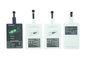 10PCS / 5C 5S 6 6S 플러스 삼성 안드로이드 보편적 X 7 5 아이폰에 대한 수신기 모듈 스티커 어댑터를 충전 많은 대량 치 무선 충전기
