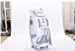 ultimo depilazione professionale di alta qualità macchina di IPL SHR / IPL SHR OPT macchina / laser + RF + pico depilazione tatoo lifting del viso rimozione