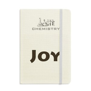 Joy Word Inspirational Quote Sayings Chemistry Notebook Classic Journal Diary A5