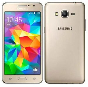 Samsung Galaxy Grand Prime DUOS G530H разблокирован GSM 3G Quad Core 5.0 дюймовый экран Android 4.4 RAM 1 ГБ ROM 8 ГБ