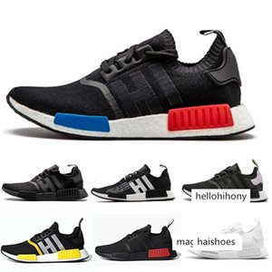 Cheaps NMD R1 Runner Japan Nbhd Primeknit OG Triple Black White Camo Running Shoes Men Women Runners Xr1 Sports Trainers