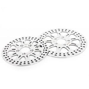 Frein arrière Disques avant BIKINGBOY Disques Rotors pour 1200C 2014-2020 XL1200T 2014-2020 XL1200X