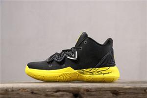 2020 스폰지 Kyrie 5 파인애플 하우스 남성 농구 신발 어빙 5 초 낙서 12 EUR (46) 고소 신선한 CJ6951-800 디자이너 운동화 크기 우리를 계속 X