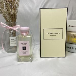 Dropshipping Top Quality Jo Malone London women perfum 100ML SAKURA CHERRY BLOSSOM COLOGNE perfumes fragrances for women