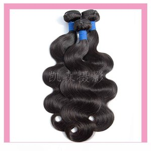 M Malaysian Virgin Human Hair 3 Bundles Body Wave Straight Double Wefts Natural Color Cheap 3 Pieces Lot Hair Products 8 -30 &Quot ;