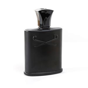 Parfum homme cologne noir Creed Tweed irlandais vert Creed avec eau de toilette de haute qualité en vaporisateur pour homme 120 ml