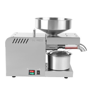 BEIJAMEI Automatic cold press oil machine electric sesame peanuts oil presser home hemp flax seeds oil extractor