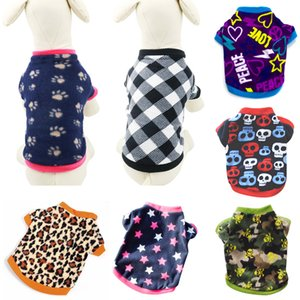 Pet Dog Clothes for Small Dog Clothing for Flannel Dog Coat Jacket Winter Pet Clothing for Dogs Chihuahua Clothes Hoodies 30