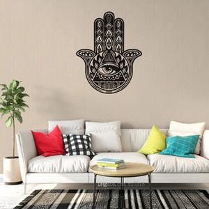 Envío gratis caliente creativo mandala patrón sala de estar estudio oficina decoración de la pared pegatinas extraíbles autoadhesivas pegatinas de pared
