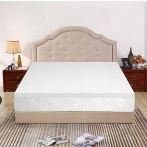 Fashion comfortable Free Shipping Wholesales 3'' Single Layer Memory Cotton Mattress Twin