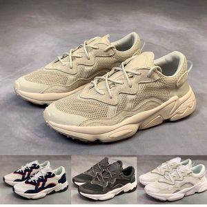 2019 yeni Konsorsiyumu İlk X-Model Paketi Ile Ozweego Yaz Erkekler Kadınlar için nefes tasarımcı trainer Koşu ayakkabı Spor sneaker