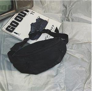 nuevo diseñador de la marca de la cintura de ocio Bolsa de hombro del paquete de Fanny para hombres y mujeres Carta alta calidad Oxford Bolsa de cintura 111 Packs