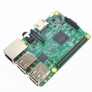 Бесплатная доставка Element14 Версия: 2016 Новая плата Raspberry Pi 3 Model B 1 ГБ LPDDR2 BCM2837 Четырехъядерный Ras PI3 B, PI 3B, PI 3 B с WiFiBluetoot