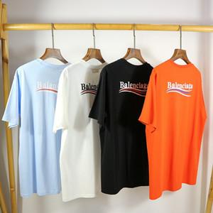 Kadınlar Lady Ücretsiz Kargo Gömlekler için 2020 Sıcak Satıcı Marka Tasarımcı T Gömlek Kız Erkek Tişörtü Kısa Kollu Yaz Tasarımcı Tees 20031303L