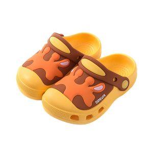Kids Slippers for Boys Girls Cartoon Shoes Sandals 2020 Summer Toddler Flip Flops Baby Indoor Slippers Beach Swimming