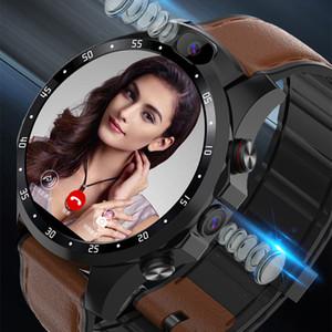 4G netcom Smartwatch 3 + 32GB HD Dual-Kamera-Herzfrequenzmonitor 1.6inch großen Bildschirm Unterstützung GPS Android 7.1 5MP Smartwatch IPS