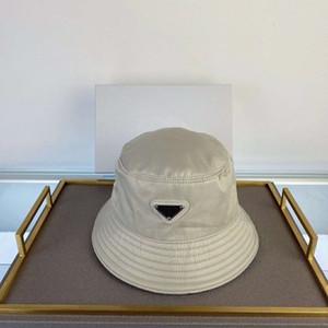 مصمم الأزياء قبعة دلو قبعة رجل امرأة دلو القبعات العلامة التجارية قبعات القبعات قبعة صغيرة Casquettes 6 اللون عالية الجودة