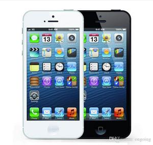 Recuperado Apple iPhone Original 5 Desbloqueado Mobile Phone iOS 8.0 Dual Core 1G RAM 32GB ROM 4,0 polegadas 8MP