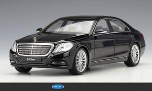 WELLY Alaşım Araba Modeli Oyuncak, Benz S-Class Süper Spor Arabalar, Roadster, Yüksek Simülasyon, Parti Kid 'Doğum Günü' Hediye, Toplama, Ev Dekorasyon
