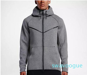 Autumn and Winter Sports Leisure Male Hooded Cotton Sweater New Fashion Brand Man's Coat Plus Size L-5XL XM08