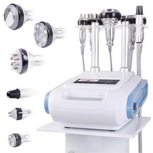 Ultraschall Kavitation 2,0 Fett Lösen Vakuum Körper Form Bipolar 3D Smart RF Hochfrequenz Rot Photon Therapie Hautpflege Abnehmen Maschine