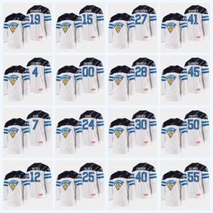 Finlandia 2019 Campeonato del Mundo IIHF Jersey 28 Henri Jokiharju 12 Marko Anttila 4 Mikko Lehtonen 19 Veli-Matti Savinainen 7 Oliwer Kaski