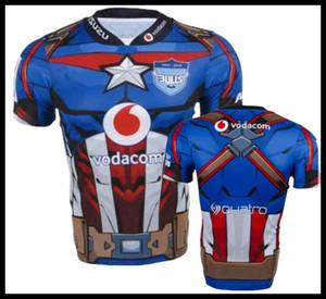2019 BULLS SÜPER RUGBY KAHRAMAN JERSEY Yeni Zelanda Stormman futbol giysi Süper jersey Rugby Stormers 2018 19 Bulls Sharks Jersey