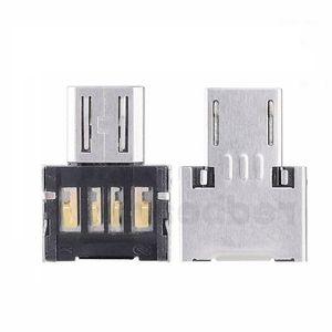 женский микро мужской общественный мобильный телефон U диск Разъем адаптера USB 2.0 Mini OTG чтения карт памяти микро OTG