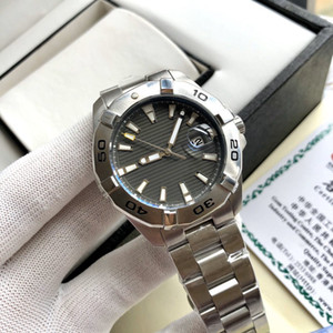Men Watches Automatic movement 43mm with Crown 316L Stainless Steel Strap Men Waterproof Wristwatches Men Watches