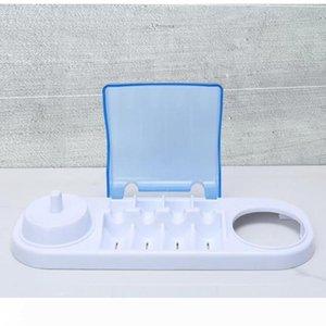 Вращающийся электрический держатель зубной щетки для oral-b зубная щетка головка коробка для хранения совместим с oral-b зарядное устройство база