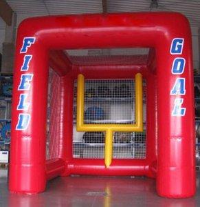 Géant Chine pour 4 m X 4 m W L H Objectif Grand Rugby Combinaison Goal, terrain gonflable Terrain de football Défi PVC Nico X gonflable Ipmho