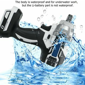 Heavy duty Cordless impact wrench Handiwork Accessories Functional Workout