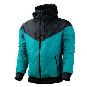 nike jacket رجل desiger سترة ساخنة جديدة أزياء الرجال والنساء البلوز هوديس عاشق سقوط رقيقة NKJ1 Windrunner ضوء مصدات الرياح الساخنة بيع