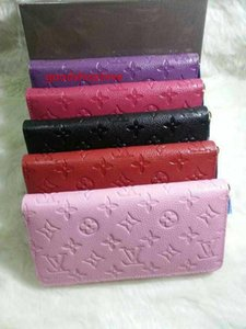 M61007 Fashion Women Color Pruse Wallet Handbag Bags Clutch Wallets Purse Mini Clutches Exotics Evening Chain Belt Bags