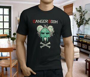 Nouveau Populaire MF Doom Rap Hip Mm alimentaire Hop Hommes T-shirt noir S 3XL