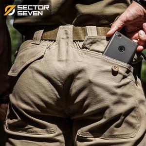 Sector Sete 2020 homens novo IX3 Jogo de Guerra carga tático exército informal de trabalho militar calças ativos calças MX200323