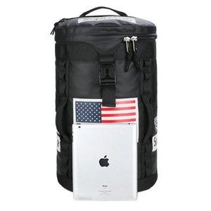 Север мужчины женщины рюкзак лицо мальчики девочки сумка повседневная рюкзак взрослые студенты дорожные сумки Сумки водонепроницаемый большой емкости