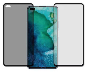 Anti-brilho para Huawei P40 Pro Plus Honor V30 Pro View30 Pro Privacy HD Tempered Glass Huawei P40 Lite Nova 6 Film Screen Protector